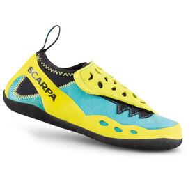 Scarpa Piki J But wspinaczkowy Dzieci, maledive/yellow